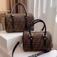 Fendi pillow bag simple and versatile shoulder bag