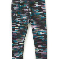 Under Armour Little Girls 2T-6X Gradient Geometric Printed Leggings | Dillards