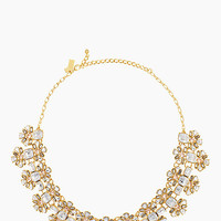 Kate Spade Crystal Arches Necklace Clear Multi ONE
