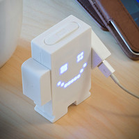 MR. POW PORTABLE BATTERY CHARGER