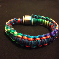 Pipe Bracelet - Neon Rave Edition
