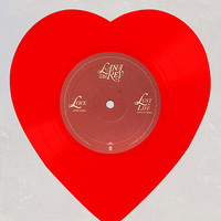 "Lana Del Rey - Love/Lust For Life Limited Heart-Shaped 10"" LP 