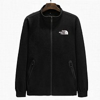 The North Face Fashion Casual Simple Multicolor Cardigan Jacket Coat