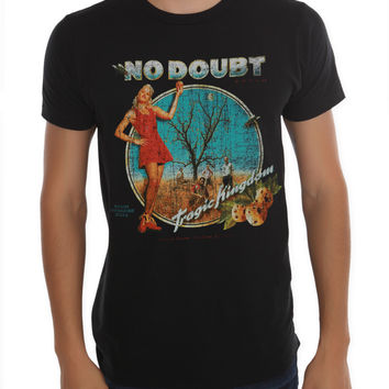 No Doubt Tragic Kingdom T-Shirt | Hot Topic