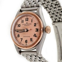 Rolex Oyster Firefly - Only One In The World - 1942 Vintage Rolex