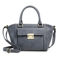 Women's Mini Satchel Handbag - Assorted Colors