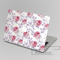flowerMacbook decal Macbook Keyboard Decal Macbook Pro Keyboard Skin Macbook Air Sticker apple wireless keyboard Macbook vinyl stickerr 1