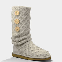 Ugg Lattice Cardy Womens Boots Sand  In Sizes