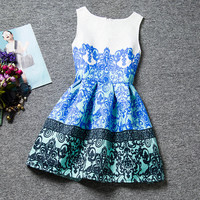 Kids Girls Baby Dress Products For Children = 4457587652