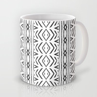 Tambourine Mug by Pom Graphic Design