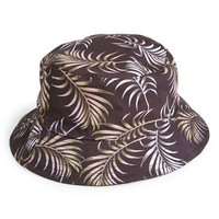 Men's Topman Reversible Bucket Hat - Black