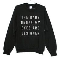 Designer Sweatshirt - Black