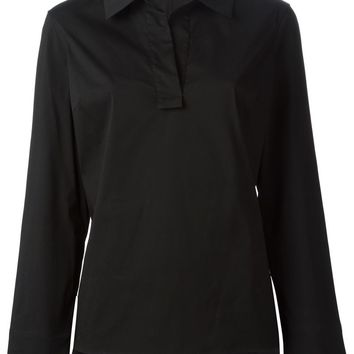 Jil Sander shirt collar blouse