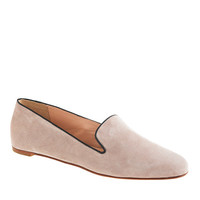 J.Crew Womens Darby Suede Loafers