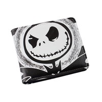 The Nightmare Before Christmas Sally Jack Skellington Dr. Finkelstein Santa Multilayer colorful PU short wallet Type A