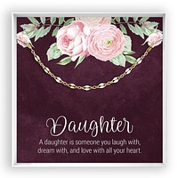 Daughter  Lacie Choker Necklace