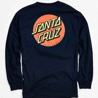 Santa Cruz Classic Dot Long-Sleeve Tee