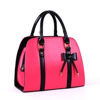 New Fashion Sweet Lady Party Handbag Shoulder Bag With Bow