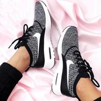 Tagre™ Nike Air Max Thea Ultra Flyknit Women Casual Running Sport Shoes Sneakers