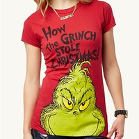 Grinch Stole Christmas Tee | Get Graphic | rue21