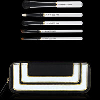 M·A·C Cosmetics | New Collections > Brushes > Stroke of Midnight Brush Kit: Smoky Eye