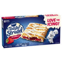 Pillsbury Strawberry Toaster Strudel 11.7 oz.
