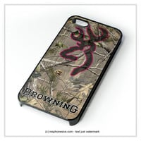 Browning Deer Camo iPhone 4 4S 5 5S 5C 6 6 Plus , iPod 4 5 , Samsung Galaxy S3 S4 S5 Note 3 Note 4 , HTC One X M7 M8 Case