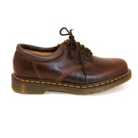 ONETOW Dr Martens 8053 - Tan Harvest Lace-Up Oxford