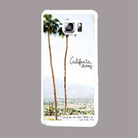 California diary for Samsung Galaxy Note 5 Case *NP*