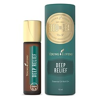 Young Living Deep Relief Essential Oil Roll-On - 0.34 Ounces