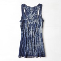 AEO Acid Washed Boyfriend Tank