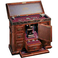 The Lord of the Rings Middle-earth Treasure Chest Jewelry Box |