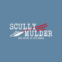 Scully Mulder Adult Tee