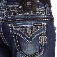 Miss Me Glitz Easy Boot Stretch Jean - Women's Jeans | Buckle