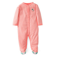 Neon Stripe Sleep & Play