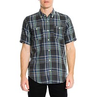 Soho Short Sleeve Shirt - Black