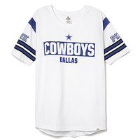 Dallas Cowboys V-neck Jersey - PINK - Victoria's Secret