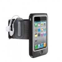 Belkin FastFit Armband for Apple iPhone 4/4S (Black)