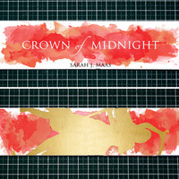 Throne of Glass series Watercolour Bookmarks