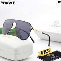 Versace Stylish Women Men Shades Eyeglasses Glasses Sunglasses 5#