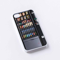 Snack Vending Machine cool awesome iPhone 4/4S, 5/5S, 5C,6,6plus,and Samsung s3,s4,s5,s6
