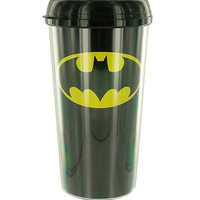 DC Comics Batman Logo Travel Mug