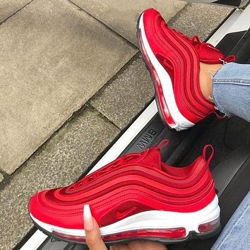 Nike Air Max 97 Men's and Women's Sneakers Shoes