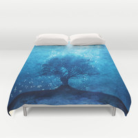 Songs from the sea. Duvet Cover by Viviana Gonzalez | Society6