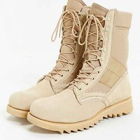 Rothco Suede Ripple Sole Jungle Boot