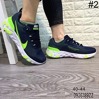 Nike React Element 87 2018 summer new casual jogging shoes F-CQ-YDX #2