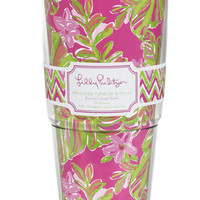Lilly Pulitzer Insulated Tumbler With Lid- Jungle Tumble