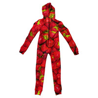 Strawberry Summers Youth Jumpsuit