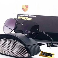Porsche Fashion New More Color Polarized Sunscreen Women Men Eyeglasses Glasses