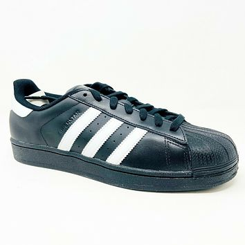 Adidas Originals Superstar Foundation Black White B27140 Mens Lifestyle Sneakers
